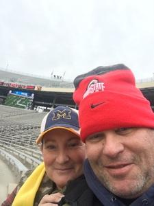 Jack attended 2017 Zaxby's Heart of Dallas Bowl - West Virginia Mountaineers vs. Utah Utes - NCAA Football on Dec 26th 2017 via VetTix