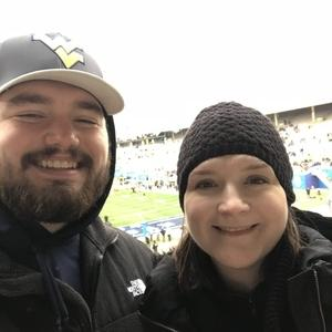 Michael attended 2017 Zaxby's Heart of Dallas Bowl - West Virginia Mountaineers vs. Utah Utes - NCAA Football on Dec 26th 2017 via VetTix