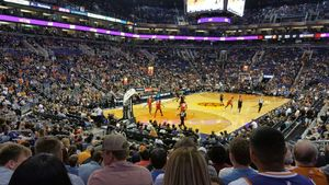 Brian attended Phoenix Suns vs. New Orleans Pelicans - NBA on Nov 24th 2017 via VetTix