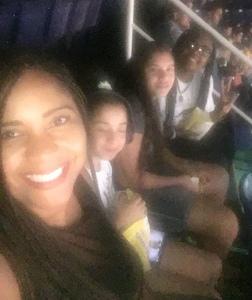 Ivonne attended Phoenix Suns vs. Los Angeles Lakers - NBA on Nov 13th 2017 via VetTix