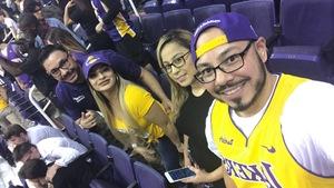 jesse attended Phoenix Suns vs. Los Angeles Lakers - NBA on Nov 13th 2017 via VetTix