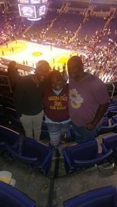 Eboni attended Phoenix Suns vs. Los Angeles Lakers - NBA on Nov 13th 2017 via VetTix