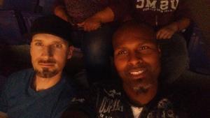 Gregory attended Phoenix Suns vs. Los Angeles Lakers - NBA on Nov 13th 2017 via VetTix