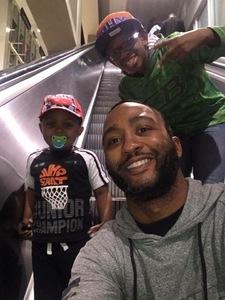 Travis attended Phoenix Suns vs. Los Angeles Lakers - NBA on Nov 13th 2017 via VetTix