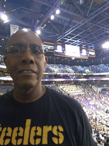 Darryl attended Phoenix Suns vs. Houston Rockets - NBA on Nov 16th 2017 via VetTix
