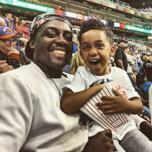 Sunkanmi attended Phoenix Suns vs. Houston Rockets - NBA on Nov 16th 2017 via VetTix