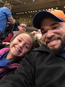 William attended New York Knicks vs. Sacramento Kings - NBA on Nov 11th 2017 via VetTix
