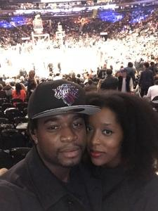Rudy attended New York Knicks vs. Sacramento Kings - NBA on Nov 11th 2017 via VetTix