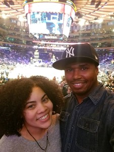 Michael attended New York Knicks vs. Sacramento Kings - NBA on Nov 11th 2017 via VetTix