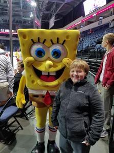 RUSSELL attended Allen Americans vs. Rapid City Rush - ECHL on Dec 2nd 2017 via VetTix