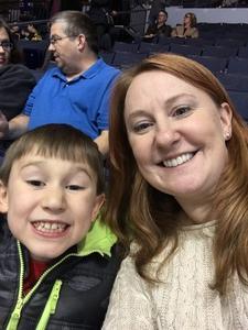 Shannon attended Rochester Americans vs. Hartford Wolf Pack - AHL on Dec 1st 2017 via VetTix