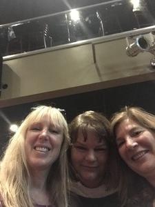 Cheryl attended Kinky Boots - Saturday on Nov 18th 2017 via VetTix
