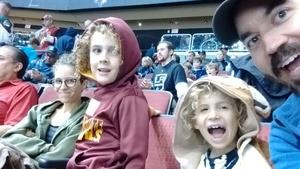 Ryan attended Arizona Coyotes vs. Los Angeles Kings - NHL on Nov 24th 2017 via VetTix