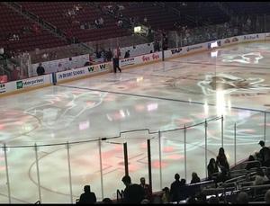Jeffery attended Arizona Coyotes vs. Los Angeles Kings - NHL on Nov 24th 2017 via VetTix