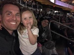 Andrew attended Arizona Coyotes vs. Los Angeles Kings - NHL on Nov 24th 2017 via VetTix