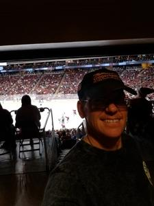 Kurt attended Arizona Coyotes vs. Los Angeles Kings - NHL on Nov 24th 2017 via VetTix