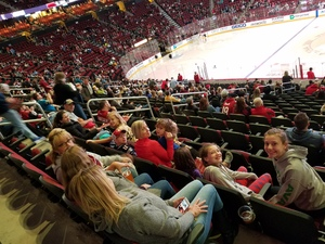 Scott attended Arizona Coyotes vs. Los Angeles Kings - NHL on Nov 24th 2017 via VetTix