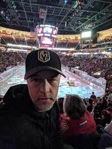Austin attended Arizona Coyotes vs. Los Angeles Kings - NHL on Nov 24th 2017 via VetTix