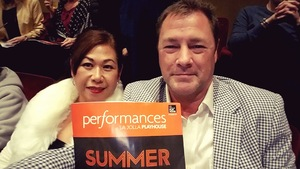 Doug attended The Donna Summer Musical on Dec 3rd 2017 via VetTix