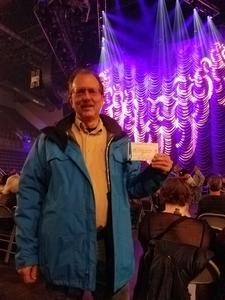 William in Colorado Springs attended Trans-siberian Orchestra - Winter Tour 2017: the Ghosts of Christmas Eve on Nov 19th 2017 via VetTix