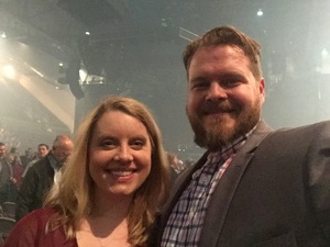 Jacob attended Trans-siberian Orchestra - Winter Tour 2017: the Ghosts of Christmas Eve on Nov 19th 2017 via VetTix