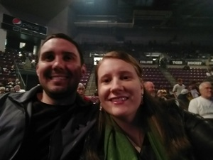 Katelynn attended Trans-siberian Orchestra - Winter Tour 2017: the Ghosts of Christmas Eve on Nov 19th 2017 via VetTix