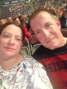 Eric attended Trans-siberian Orchestra - Winter Tour 2017: the Ghosts of Christmas Eve on Nov 19th 2017 via VetTix