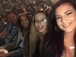 Jeremy attended Trans-siberian Orchestra - Winter Tour 2017: the Ghosts of Christmas Eve on Nov 19th 2017 via VetTix