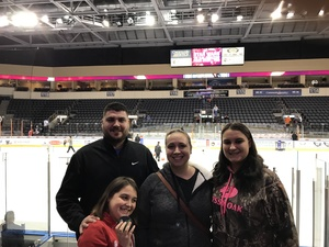 Michael attended Kansas City Mavericks vs. Kalamazoo Wings - ECHL on Nov 29th 2017 via VetTix