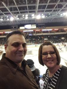 James attended Kansas City Mavericks vs. Kalamazoo Wings - ECHL on Nov 29th 2017 via VetTix