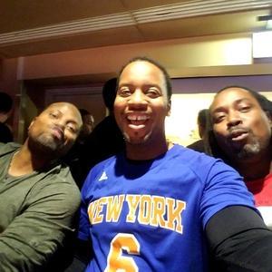 Arkmeek attended New York Knicks vs. LA Clippers - NBA on Nov 20th 2017 via VetTix