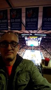 Gary attended New York Knicks vs. LA Clippers - NBA on Nov 20th 2017 via VetTix