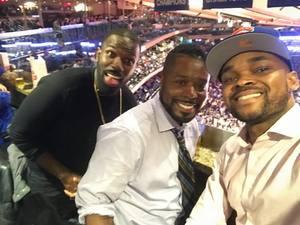 Craig attended New York Knicks vs. LA Clippers - NBA on Nov 20th 2017 via VetTix