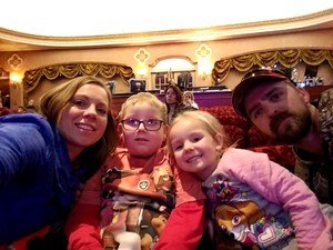 Amber attended Paw Patrol Live! The Great Pirate Adventure - Presented by Vstar Entertainment on Dec 27th 2017 via VetTix