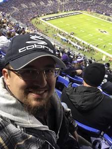 Ivan attended Baltimore Ravens vs. Houston Texans - NFL - Monday Night Football on Nov 27th 2017 via VetTix