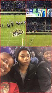 Jarvette attended Baltimore Ravens vs. Houston Texans - NFL - Monday Night Football on Nov 27th 2017 via VetTix