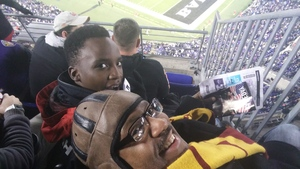 Montello attended Baltimore Ravens vs. Houston Texans - NFL - Monday Night Football on Nov 27th 2017 via VetTix
