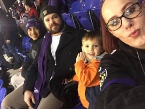 Brian attended Baltimore Ravens vs. Houston Texans - NFL - Monday Night Football on Nov 27th 2017 via VetTix
