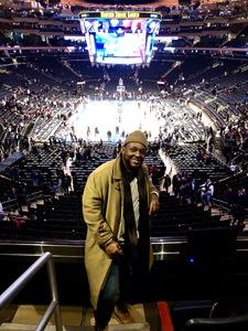 Branden attended New York Knicks vs. Miami Heat - NBA on Nov 29th 2017 via VetTix