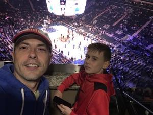 Dan attended New York Knicks vs. Miami Heat - NBA on Nov 29th 2017 via VetTix