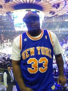 Rashawn attended New York Knicks vs. Miami Heat - NBA on Nov 29th 2017 via VetTix