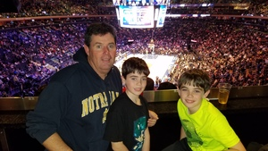 Eamonn attended New York Knicks vs. Orlando Magic - NBA on Dec 3rd 2017 via VetTix