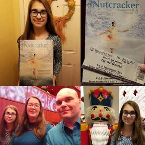 Christopher attended The Nutcracker - Presented by Ballet San Antonio on Dec 1st 2017 via VetTix