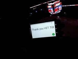 Jeffrey attended Washington Capitals vs. Los Angeles Kings on Nov 30th 2017 via VetTix