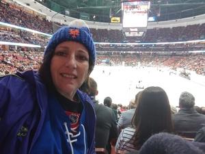 Jodie attended Anaheim Ducks vs. Ottawa Senators - NHL - Antis Roofing Community Corner! on Dec 6th 2017 via VetTix