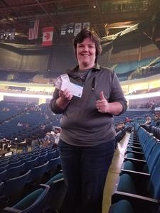 Tonya attended Katy Perry: Witness the Tour on Nov 29th 2017 via VetTix