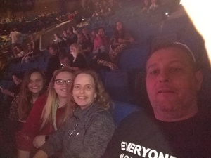Shawn attended Katy Perry: Witness the Tour on Nov 29th 2017 via VetTix