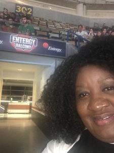 Shonda attended New Orleans Pelicans vs. Minnesota Timberwolves - NBA on Nov 29th 2017 via VetTix