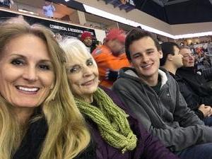 Ellen attended Kansas City Mavericks vs. Kalamazoo Wings - ECHL on Dec 1st 2017 via VetTix