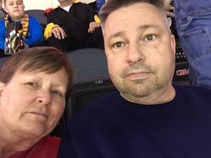 Kevin attended Kansas City Mavericks vs. Allen Americans - ECHL on Dec 10th 2017 via VetTix